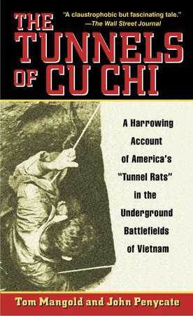 THE TUNNELS OF CU-CHI by Tom Mangold