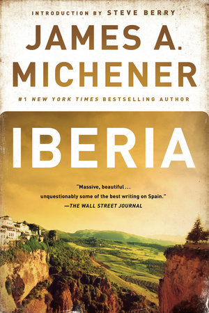 Iberia By James A Michener