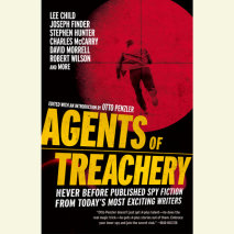 Agents of Treachery Cover