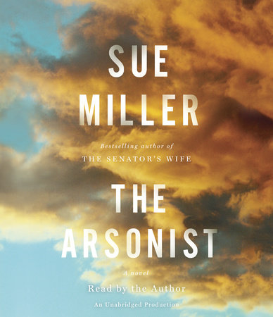 The Arsonist cover