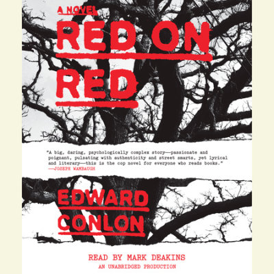 Red on Red cover