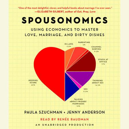 Spousonomics by Paula Szuchman and Jenny Anderson