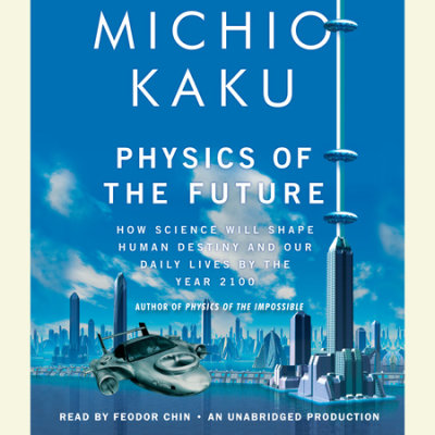Physics of the Future cover