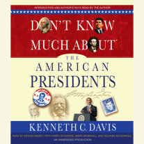 Don't Know Much About the American Presidents Cover