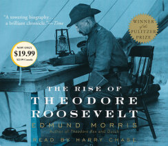 The Rise of Theodore Roosevelt Cover