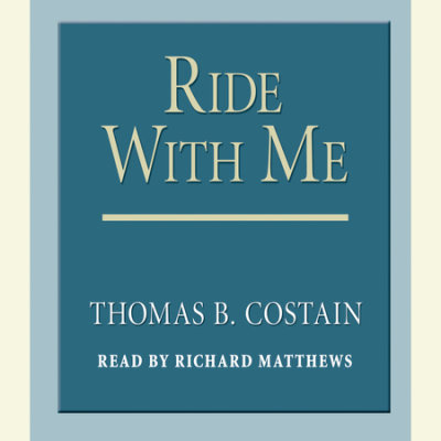 Ride With Me cover