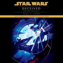 Deceived: Star Wars (The Old Republic) Cover