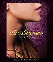 The False Princess Cover