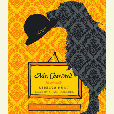 Mr. Chartwell cover