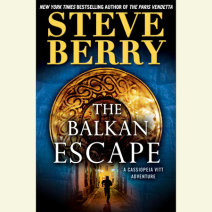 The Balkan Escape (Short Story) Cover