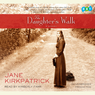 The Daughter's Walk cover
