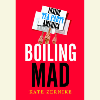 Boiling Mad cover