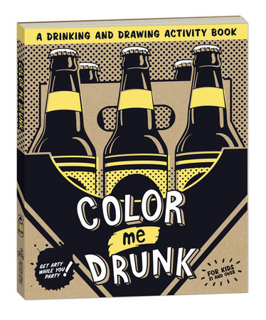 Color Me Drunk by Potter Gift