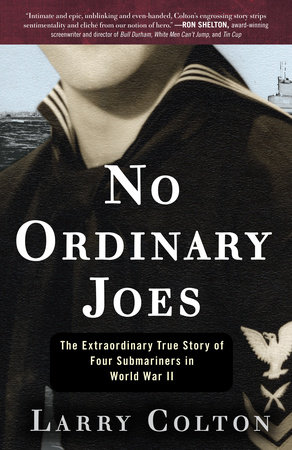 No Ordinary Joes by Larry Colton