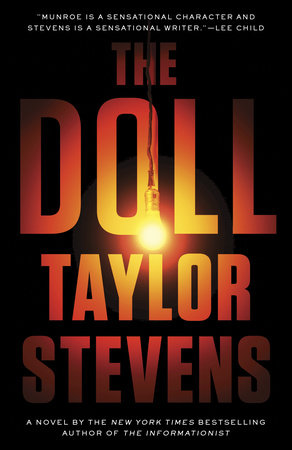 The Doll by Taylor Stevens