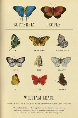 Butterfly People by William R. Leach