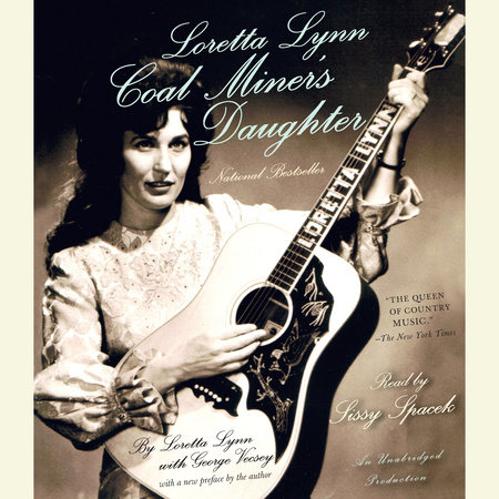 Loretta Lynn: Coal Miner's Daughter Book Cover Picture
