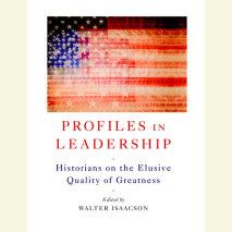 Profiles in Leadership Cover