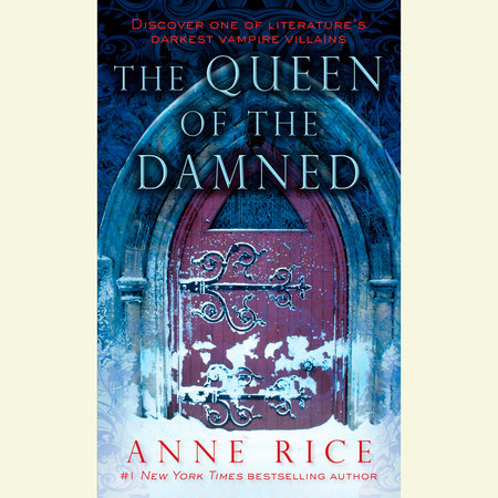 Queen Of The Damned Book