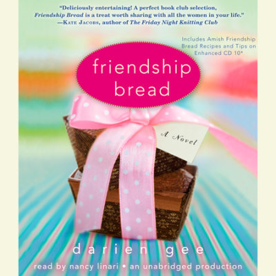 Friendship Bread cover