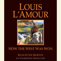 How the West Was Won Cover