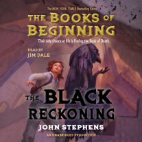 The Black Reckoning Cover