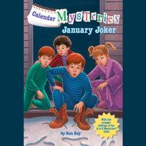 Calendar Mysteries #1: January Joker Cover