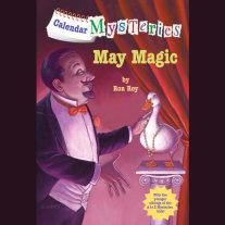 Calendar Mysteries #5: May Magic Cover