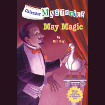 Calendar Mysteries #5: May Magic Cover