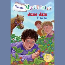 Calendar Mysteries #6: June Jam Cover