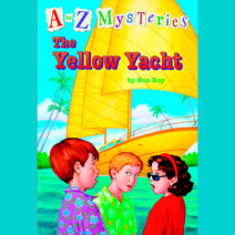 A to Z Mysteries: The Yellow Yacht Cover