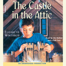 The Castle in the Attic Cover