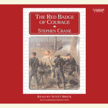 The Red Badge of Courage Cover