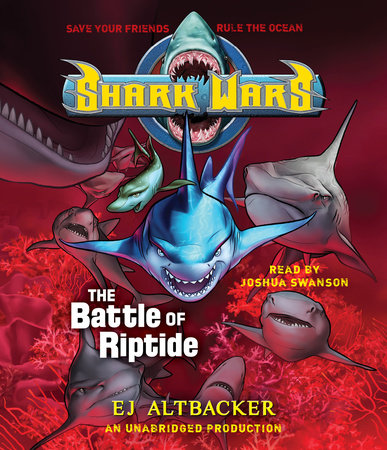 Shark Wars 2: The Battle of Riptide cover