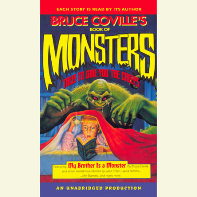 Bruce Coville's Book of Monsters cover