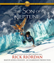 The Heroes of Olympus, Book Two: The Son of Neptune Cover