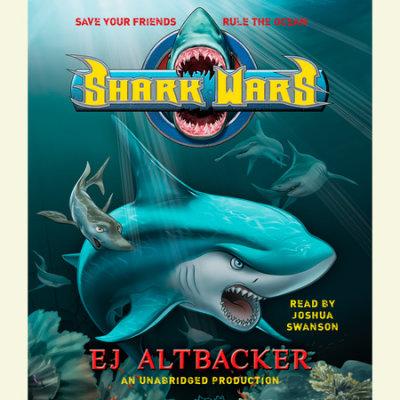 Shark Wars cover