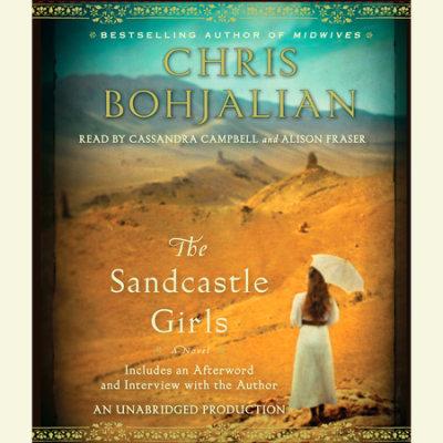 The Sandcastle Girls cover