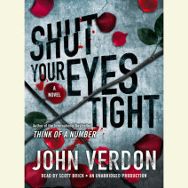 Shut Your Eyes Tight (Dave Gurney, No. 2) Cover