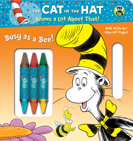 Busy as a Bee! (Dr. Seuss/Cat in the Hat) by Mary Tillworth