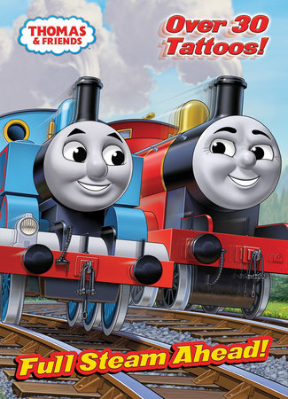 Full Steam Ahead! (Thomas & Friends) by Rev. W. Awdry