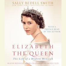 Elizabeth the Queen Cover