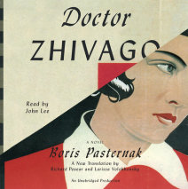 Doctor Zhivago Cover