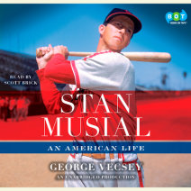 Stan Musial Cover
