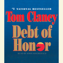 Debt of Honor Cover