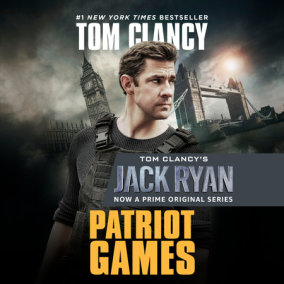 Patriot Games (Movie Tie-In)