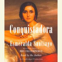 Conquistadora Cover