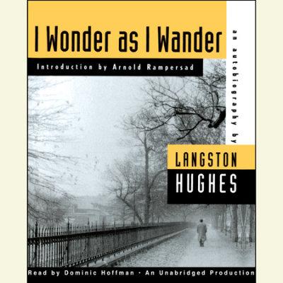 I Wonder as I Wander cover