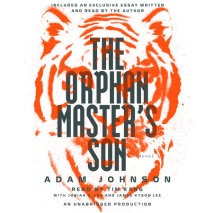 The Orphan Master's Son Cover