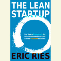 The Lean Startup Cover